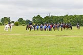 The Light Cavalry HAC Annual Review and Inspection 2013. Windsor Great Park Review Ground, Windsor, Berkshire, United Kingdom, on 09 June 2013 at 10:53, image #104