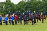 The Light Cavalry HAC Annual Review and Inspection 2013. Windsor Great Park Review Ground, Windsor, Berkshire, United Kingdom, on 09 June 2013 at 10:53, image #106