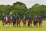 The Light Cavalry HAC Annual Review and Inspection 2013. Windsor Great Park Review Ground, Windsor, Berkshire, United Kingdom, on 09 June 2013 at 10:56, image #115
