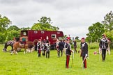 The Light Cavalry HAC Annual Review and Inspection 2013. Windsor Great Park Review Ground, Windsor, Berkshire, United Kingdom, on 09 June 2013 at 12:18, image #163