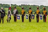 The Light Cavalry HAC Annual Review and Inspection 2013. Windsor Great Park Review Ground, Windsor, Berkshire, United Kingdom, on 09 June 2013 at 12:29, image #172