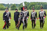 The Light Cavalry HAC Annual Review and Inspection 2013. Windsor Great Park Review Ground, Windsor, Berkshire, United Kingdom, on 09 June 2013 at 12:30, image #175