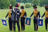 The Light Cavalry HAC Annual Review and Inspection 2013. Windsor Great Park Review Ground, Windsor, Berkshire, United Kingdom, on 09 June 2013 at 12:30, image #177