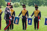 The Light Cavalry HAC Annual Review and Inspection 2013. Windsor Great Park Review Ground, Windsor, Berkshire, United Kingdom, on 09 June 2013 at 12:30, image #178