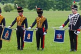 The Light Cavalry HAC Annual Review and Inspection 2013. Windsor Great Park Review Ground, Windsor, Berkshire, United Kingdom, on 09 June 2013 at 12:30, image #179