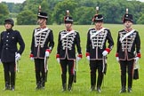 The Light Cavalry HAC Annual Review and Inspection 2013. Windsor Great Park Review Ground, Windsor, Berkshire, United Kingdom, on 09 June 2013 at 12:30, image #185