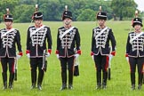 The Light Cavalry HAC Annual Review and Inspection 2013. Windsor Great Park Review Ground, Windsor, Berkshire, United Kingdom, on 09 June 2013 at 12:30, image #187