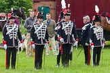 The Light Cavalry HAC Annual Review and Inspection 2013. Windsor Great Park Review Ground, Windsor, Berkshire, United Kingdom, on 09 June 2013 at 12:31, image #201