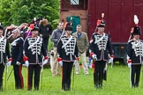 The Light Cavalry HAC Annual Review and Inspection 2013. Windsor Great Park Review Ground, Windsor, Berkshire, United Kingdom, on 09 June 2013 at 12:31, image #208