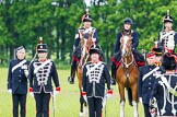 The Light Cavalry HAC Annual Review and Inspection 2013. Windsor Great Park Review Ground, Windsor, Berkshire, United Kingdom, on 09 June 2013 at 13:00, image #272