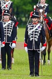 The Light Cavalry HAC Annual Review and Inspection 2013. Windsor Great Park Review Ground, Windsor, Berkshire, United Kingdom, on 09 June 2013 at 13:02, image #280