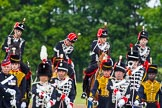 The Light Cavalry HAC Annual Review and Inspection 2013. Windsor Great Park Review Ground, Windsor, Berkshire, United Kingdom, on 09 June 2013 at 13:02, image #284