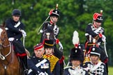 The Light Cavalry HAC Annual Review and Inspection 2013. Windsor Great Park Review Ground, Windsor, Berkshire, United Kingdom, on 09 June 2013 at 13:02, image #285