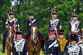 The Light Cavalry HAC Annual Review and Inspection 2013. Windsor Great Park Review Ground, Windsor, Berkshire, United Kingdom, on 09 June 2013 at 13:04, image #304
