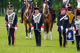 The Light Cavalry HAC Annual Review and Inspection 2013. Windsor Great Park Review Ground, Windsor, Berkshire, United Kingdom, on 09 June 2013 at 13:06, image #313
