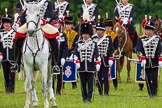 The Light Cavalry HAC Annual Review and Inspection 2013. Windsor Great Park Review Ground, Windsor, Berkshire, United Kingdom, on 09 June 2013 at 13:06, image #315