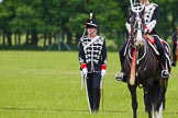 The Light Cavalry HAC Annual Review and Inspection 2013. Windsor Great Park Review Ground, Windsor, Berkshire, United Kingdom, on 09 June 2013 at 13:07, image #319