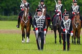 The Light Cavalry HAC Annual Review and Inspection 2013. Windsor Great Park Review Ground, Windsor, Berkshire, United Kingdom, on 09 June 2013 at 13:14, image #331