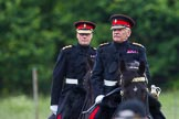 The Light Cavalry HAC Annual Review and Inspection 2013. Windsor Great Park Review Ground, Windsor, Berkshire, United Kingdom, on 09 June 2013 at 13:23, image #335