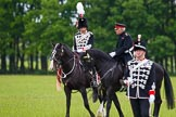 The Light Cavalry HAC Annual Review and Inspection 2013. Windsor Great Park Review Ground, Windsor, Berkshire, United Kingdom, on 09 June 2013 at 13:27, image #361