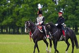 The Light Cavalry HAC Annual Review and Inspection 2013. Windsor Great Park Review Ground, Windsor, Berkshire, United Kingdom, on 09 June 2013 at 13:27, image #362