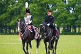 The Light Cavalry HAC Annual Review and Inspection 2013. Windsor Great Park Review Ground, Windsor, Berkshire, United Kingdom, on 09 June 2013 at 13:27, image #365