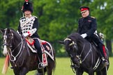 The Light Cavalry HAC Annual Review and Inspection 2013. Windsor Great Park Review Ground, Windsor, Berkshire, United Kingdom, on 09 June 2013 at 13:27, image #366