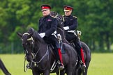 The Light Cavalry HAC Annual Review and Inspection 2013. Windsor Great Park Review Ground, Windsor, Berkshire, United Kingdom, on 09 June 2013 at 13:27, image #368