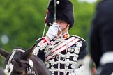The Light Cavalry HAC Annual Review and Inspection 2013. Windsor Great Park Review Ground, Windsor, Berkshire, United Kingdom, on 09 June 2013 at 13:28, image #376