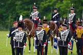 The Light Cavalry HAC Annual Review and Inspection 2013. Windsor Great Park Review Ground, Windsor, Berkshire, United Kingdom, on 09 June 2013 at 13:29, image #380
