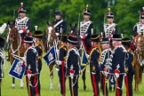 The Light Cavalry HAC Annual Review and Inspection 2013. Windsor Great Park Review Ground, Windsor, Berkshire, United Kingdom, on 09 June 2013 at 13:29, image #382