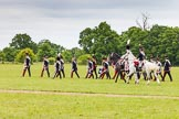 The Light Cavalry HAC Annual Review and Inspection 2013. Windsor Great Park Review Ground, Windsor, Berkshire, United Kingdom, on 09 June 2013 at 13:29, image #385