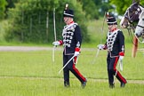 The Light Cavalry HAC Annual Review and Inspection 2013. Windsor Great Park Review Ground, Windsor, Berkshire, United Kingdom, on 09 June 2013 at 13:30, image #390