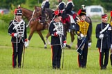 The Light Cavalry HAC Annual Review and Inspection 2013. Windsor Great Park Review Ground, Windsor, Berkshire, United Kingdom, on 09 June 2013 at 13:31, image #398
