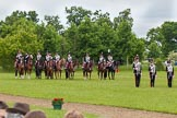 The Light Cavalry HAC Annual Review and Inspection 2013. Windsor Great Park Review Ground, Windsor, Berkshire, United Kingdom, on 09 June 2013 at 13:31, image #401