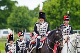 The Light Cavalry HAC Annual Review and Inspection 2013. Windsor Great Park Review Ground, Windsor, Berkshire, United Kingdom, on 09 June 2013 at 13:31, image #404