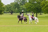 The Light Cavalry HAC Annual Review and Inspection 2013. Windsor Great Park Review Ground, Windsor, Berkshire, United Kingdom, on 09 June 2013 at 13:34, image #423