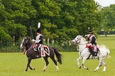 The Light Cavalry HAC Annual Review and Inspection 2013. Windsor Great Park Review Ground, Windsor, Berkshire, United Kingdom, on 09 June 2013 at 13:34, image #425