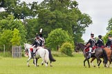 The Light Cavalry HAC Annual Review and Inspection 2013. Windsor Great Park Review Ground, Windsor, Berkshire, United Kingdom, on 09 June 2013 at 13:34, image #430
