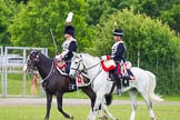 The Light Cavalry HAC Annual Review and Inspection 2013. Windsor Great Park Review Ground, Windsor, Berkshire, United Kingdom, on 09 June 2013 at 13:35, image #432
