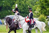 The Light Cavalry HAC Annual Review and Inspection 2013. Windsor Great Park Review Ground, Windsor, Berkshire, United Kingdom, on 09 June 2013 at 13:35, image #435