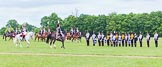 The Light Cavalry HAC Annual Review and Inspection 2013. Windsor Great Park Review Ground, Windsor, Berkshire, United Kingdom, on 09 June 2013 at 13:38, image #468