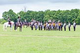 The Light Cavalry HAC Annual Review and Inspection 2013. Windsor Great Park Review Ground, Windsor, Berkshire, United Kingdom, on 09 June 2013 at 13:38, image #469