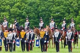 The Light Cavalry HAC Annual Review and Inspection 2013. Windsor Great Park Review Ground, Windsor, Berkshire, United Kingdom, on 09 June 2013 at 13:38, image #472