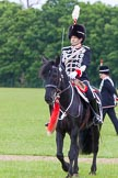 The Light Cavalry HAC Annual Review and Inspection 2013. Windsor Great Park Review Ground, Windsor, Berkshire, United Kingdom, on 09 June 2013 at 13:40, image #483