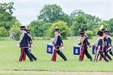 The Light Cavalry HAC Annual Review and Inspection 2013. Windsor Great Park Review Ground, Windsor, Berkshire, United Kingdom, on 09 June 2013 at 13:40, image #485