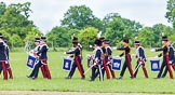The Light Cavalry HAC Annual Review and Inspection 2013. Windsor Great Park Review Ground, Windsor, Berkshire, United Kingdom, on 09 June 2013 at 13:40, image #486