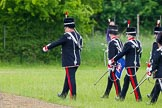 The Light Cavalry HAC Annual Review and Inspection 2013. Windsor Great Park Review Ground, Windsor, Berkshire, United Kingdom, on 09 June 2013 at 13:41, image #490