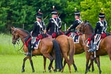 The Light Cavalry HAC Annual Review and Inspection 2013. Windsor Great Park Review Ground, Windsor, Berkshire, United Kingdom, on 09 June 2013 at 13:41, image #492