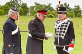 The Light Cavalry HAC Annual Review and Inspection 2013. Windsor Great Park Review Ground, Windsor, Berkshire, United Kingdom, on 09 June 2013 at 14:22, image #510